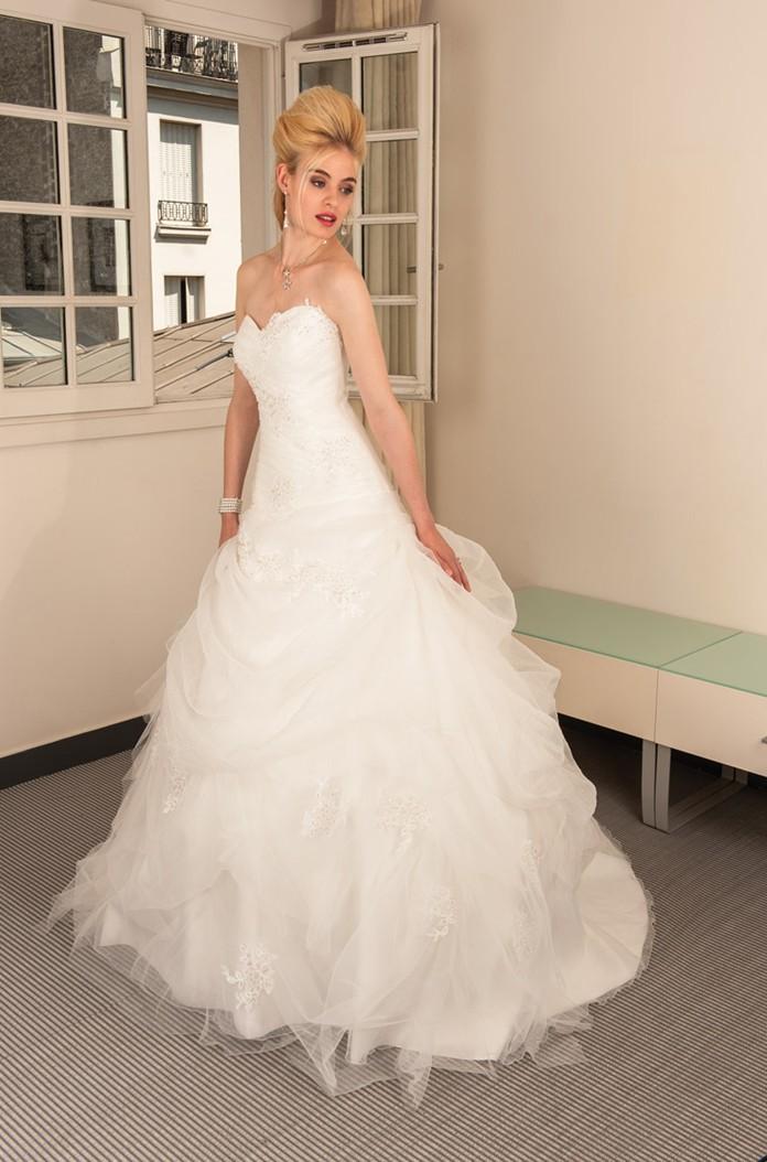 Collection robe de mariage Anita Jakobson @ Mariagetv